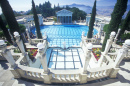 Neptun-Pool im Hearst Castle, Kalifornien