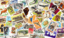 Vintage Animal Stamp Collection