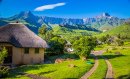 Drakensberg National Park, South Africa
