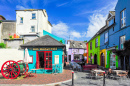 Downtown Kinsale, County Cork, Ireland