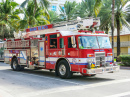 Fire Truck in Miami