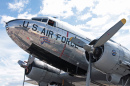 C-47 Skytrain US Air Force Passenger Plane
