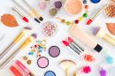 Colorful Makeup Accessories
