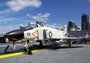 F-4 Phantom on USS Midway