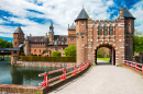 Castle de Haar, Haarzuilens, The Netherlands