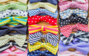Collection of Colorful Bow Ties