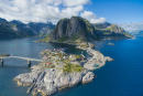 Hamnoya  Fishing Village, Lofoten Islands
