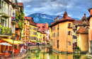 Old Town of Annecy, France