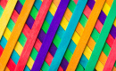 Colorful Wooden Planks