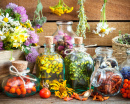 Healing Herbs and Tinctures