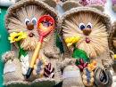 Handcrafted Folk Dolls