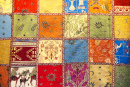 Crazy Quilt at the Arabian Market