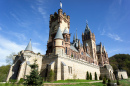 Castle Schloss Drachenburg Near Bonn, Germany