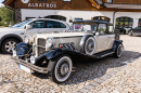 Beauford in South Bohemia