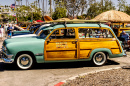 Ford Woodie Club, Dana Point CA