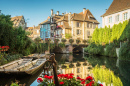 Fisherman's Wharf, Colmar, France