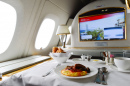 Emirates Airbus A380 Interior