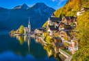 Hallstatt Mountain Village, Austria