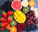 Fruit and Berries Platter