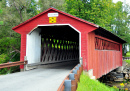 Silk Covered Bridge, Vermont