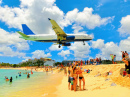 Maho Beach, Island of Saint Martin