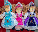 Hungarian and Romanian Dolls