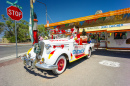 Delgadillos Ice Cream Shop, Route 66