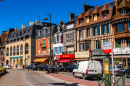 Trouville, Normandy, France