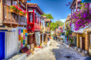 Kas Town, Turkey