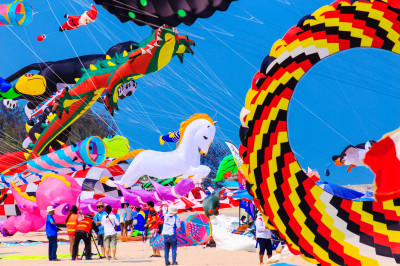 Thailand International Kite Festival