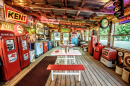 Bob's Gasoline Alley, Route 66