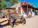 Ford Model A, Route 66, Hackberry AZ