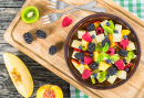 Fruit and Berry Summer Salad