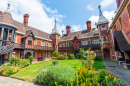 Fosters Almshouse In Bristol, England