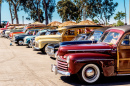 Woodie Club and Car Show, Dana Point CA