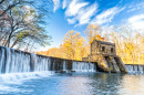 Speedwell Dam Waterfall, Morristown NJ