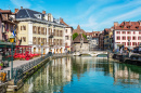 Old City of Annecy, France