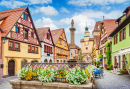 Historic Town of Rothenburg ob der Tauber