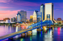 Jacksonville, Florida Downtown