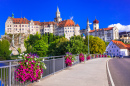 Sigmaringen Town and Castle, Germany