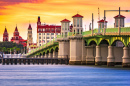 Bridge of Lions, St. Augustine FL