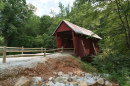 Covered Bridge In South Carolina