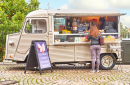 Food Truck in Greenwich, London