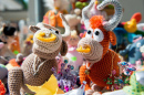 Knitted Animal Toys