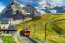 Jungfraujoch Station, Switzerland