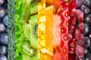 Rainbow of Fruits and Vegetables