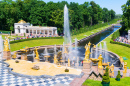 Grand Cascade, Peterhof Palace