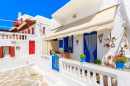 Mykonos Town, Cyclades Islands, Greece