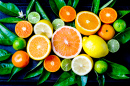 Assorted Fresh Citrus Fruits