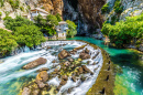 Stream of Blagaj, Bosnia